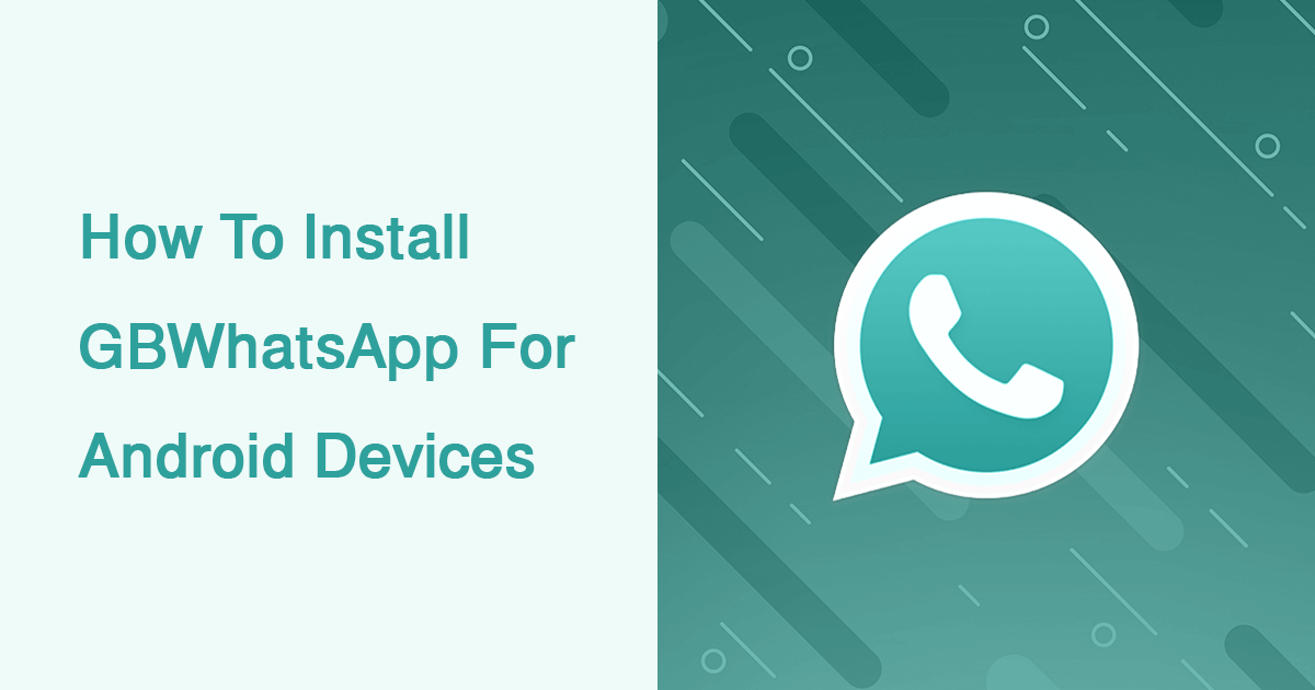 Download Install Gbwhatsapp V7 35 For Android Devices Socialfaqs